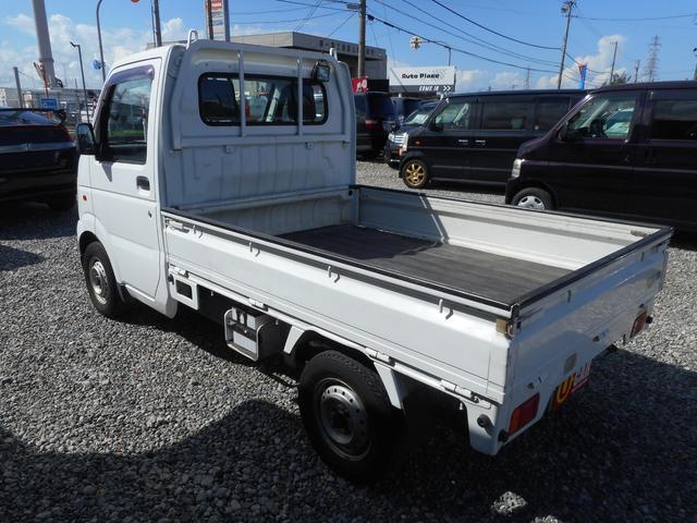 KCエアコン・パワステ 4WD 3方開(9枚目)