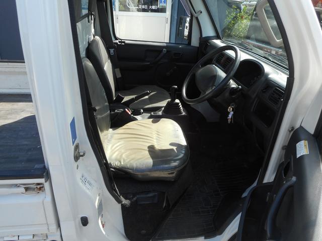 KCエアコン・パワステ 4WD 3方開(12枚目)