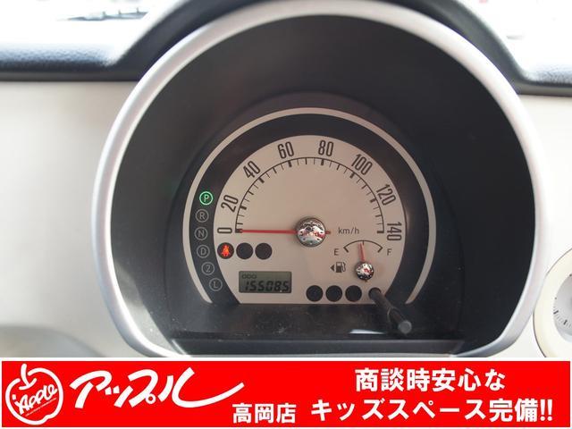 スズキ アルトラパン X 社外CDコンポ 純正AW ウッドコンビハンドル