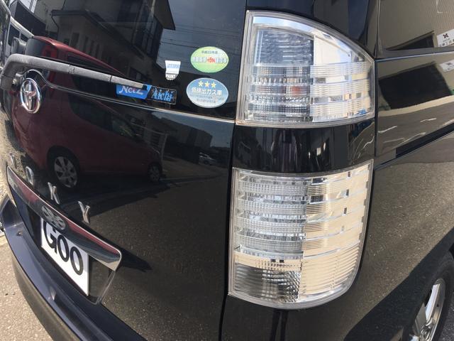 トヨタ ヴォクシー Z 煌 両側電動スライドドア DVDナビ
