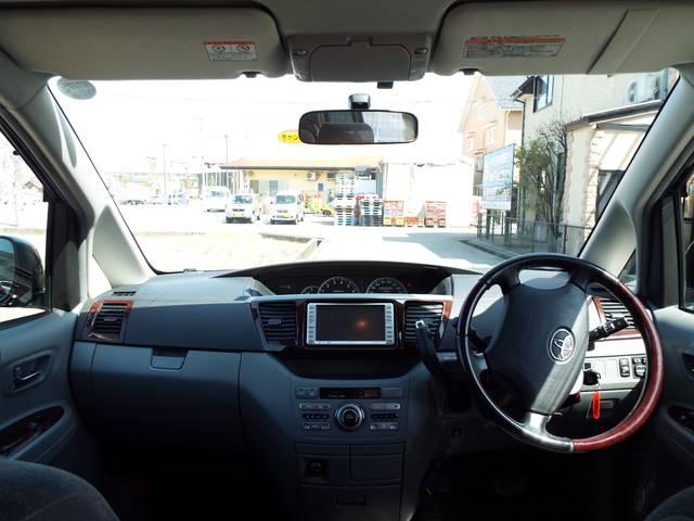 トヨタ ノア X リミテッド 両側電動スライドドア DVDナビ