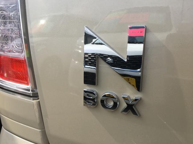 ホンダ N BOX G SSパッケージ 左パワースライドドア シートヒーター
