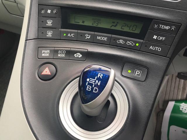 トヨタ プリウス Sツーリングセレクション メモリーナビフルセグTV