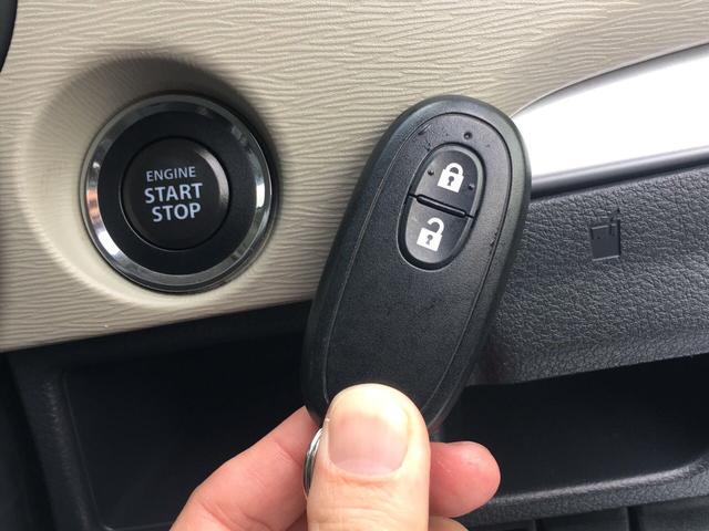 スズキ ワゴンR FXリミテッド アイドリングストップ プッシュスタート