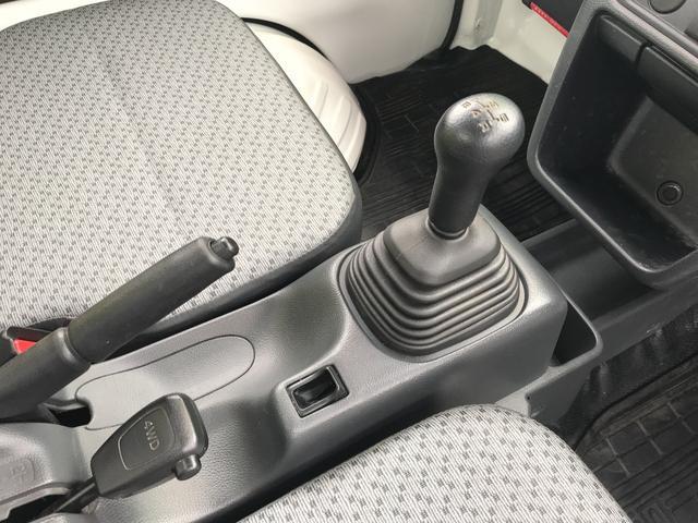 頑丈ダンプ 5速マニュアル 4WD エアコン パワステ(15枚目)
