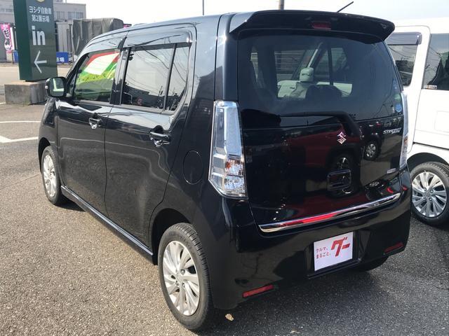 「スズキ」「ワゴンRスティングレー」「コンパクトカー」「石川県」の中古車5