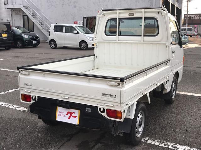 TB 4WD 5速マニュアル エアコン パワステ 三方開(4枚目)