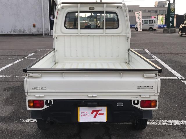 TB 4WD 5速マニュアル エアコン パワステ 三方開(5枚目)