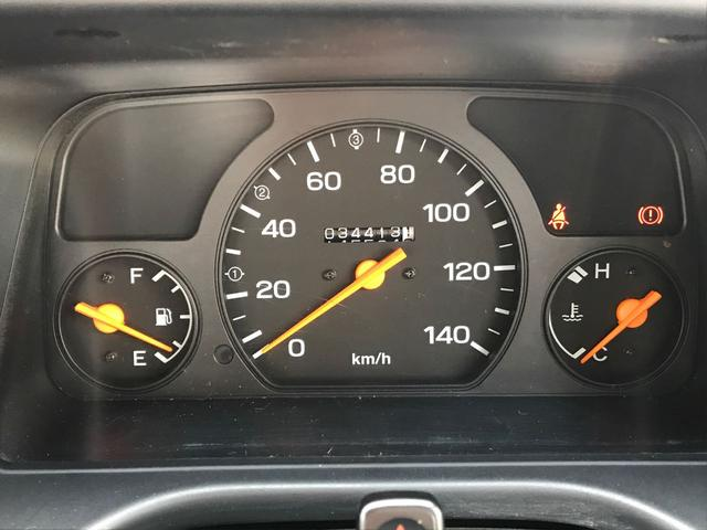 TB 4WD 5速マニュアル エアコン パワステ 三方開(19枚目)