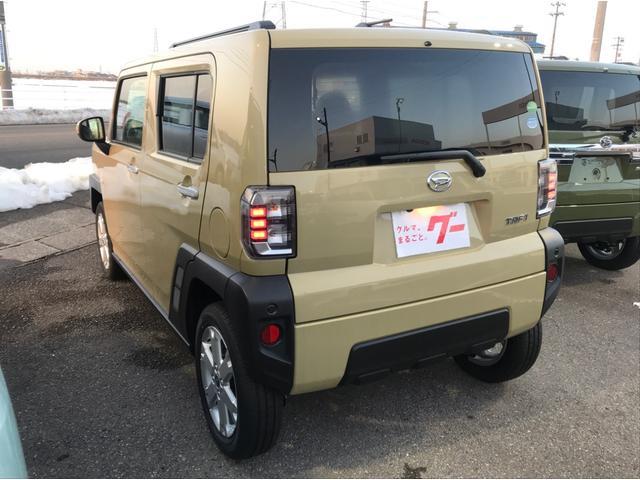 「ダイハツ」「タフト」「コンパクトカー」「石川県」の中古車6