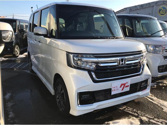 「ホンダ」「N-BOX」「コンパクトカー」「石川県」の中古車3