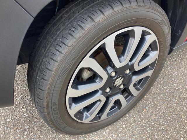 JスタイルIIターボ 4WD スマートキー プッシュスタート ETC アイドリングストップ CDオーディオ オートエアコン 電動格納ミラー 純正15インチAW HIDヘッドライト(8枚目)