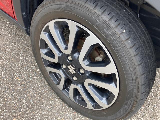 JスタイルIIターボ 4WD スマートキー プッシュスタート ETC アイドリングストップ CDオーディオ オートエアコン 電動格納ミラー 純正15インチAW HIDヘッドライト(10枚目)