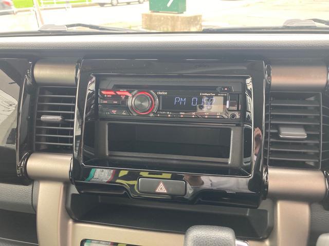 JスタイルIIターボ 4WD スマートキー プッシュスタート ETC アイドリングストップ CDオーディオ オートエアコン 電動格納ミラー 純正15インチAW HIDヘッドライト(22枚目)