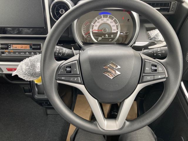 ハイブリッドGS 届出済未使用車 デュアルカメラブレーキサポート スマートキー プッシュスタート LEDヘッドライト 左側パワースライドドア 純正14インチAW アイドリングストップ(24枚目)