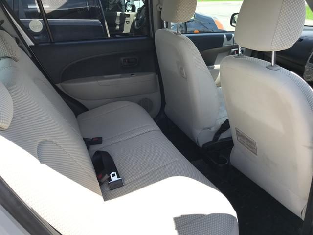 トヨタ パッソ コラム4AT コンパクトカー エアコン 5人乗り