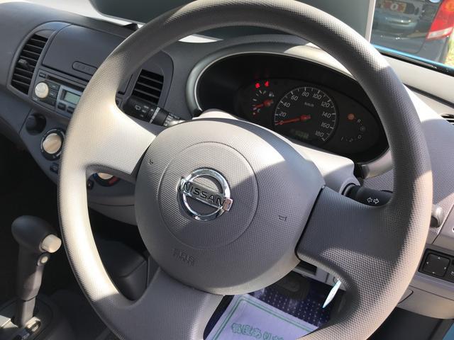 フロアAT AW CD コンパクトカー エアコン 5名乗り(9枚目)