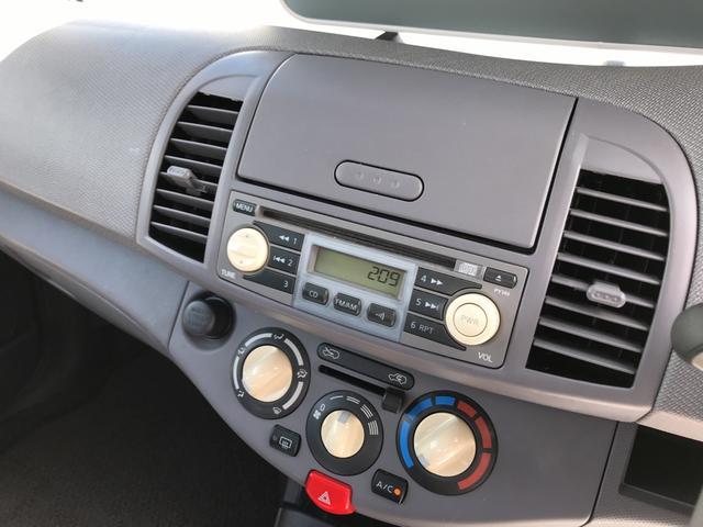 フロアAT AW CD コンパクトカー エアコン 5名乗り(11枚目)