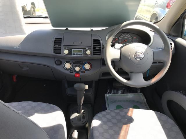 フロアAT AW CD コンパクトカー エアコン 5名乗り(13枚目)
