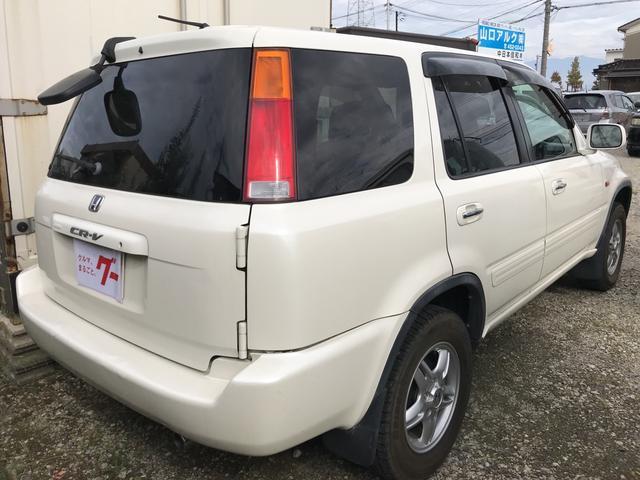 ホンダ CR-V 4WD