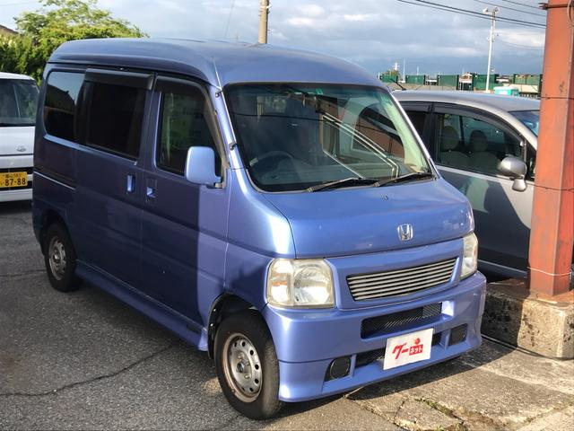 L 4WD タイベル交換済 AT 4ナンバー車 軽バン(3枚目)
