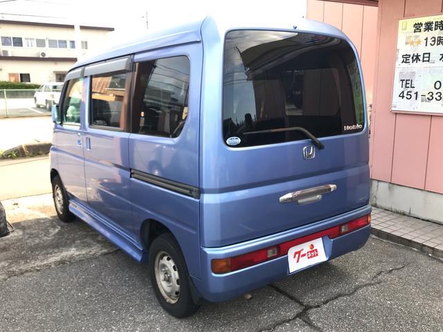 L 4WD タイベル交換済 AT 4ナンバー車 軽バン(5枚目)