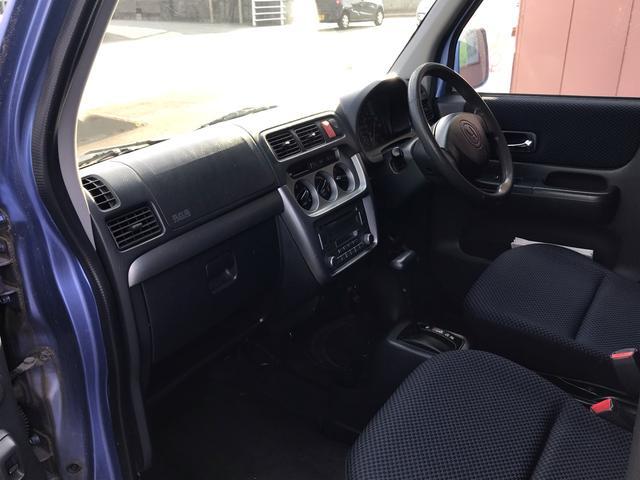 L 4WD タイベル交換済 AT 4ナンバー車 軽バン(14枚目)