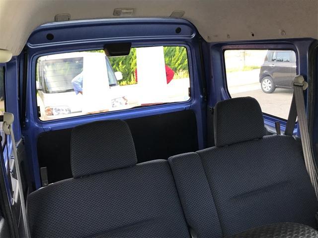 L 4WD タイベル交換済 AT 4ナンバー車 軽バン(20枚目)