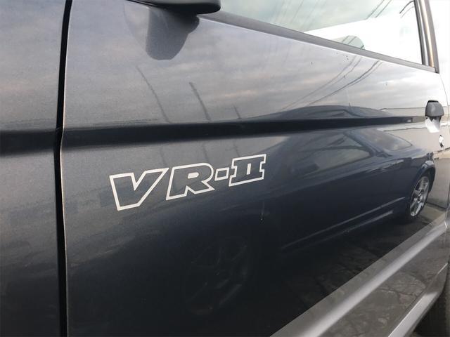 VR-II 軽自動車 4WD サーストングレイメタリックII(8枚目)
