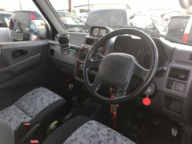 VR-II 軽自動車 4WD サーストングレイメタリックII(16枚目)