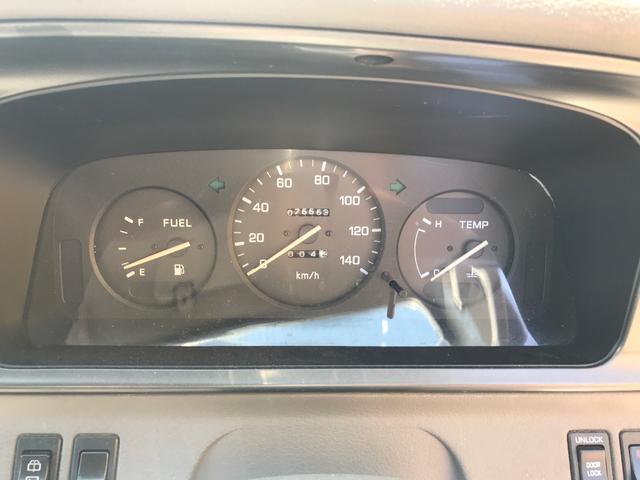 ロングDX 4WD ディーゼル 5速MT(11枚目)