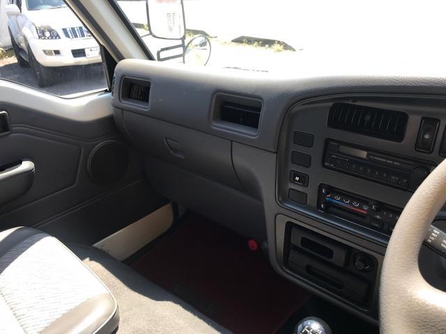 ロングDX 4WD ディーゼル 5速MT(12枚目)