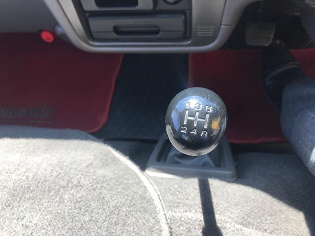 ロングDX 4WD ディーゼル 5速MT(14枚目)