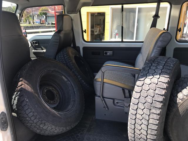 ロングDX 4WD ディーゼル 5速MT(17枚目)