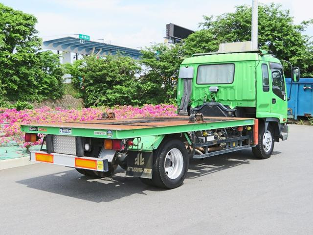 いすゞ フォワード コンテナ積み 増トン車 積載7.9t 225PS