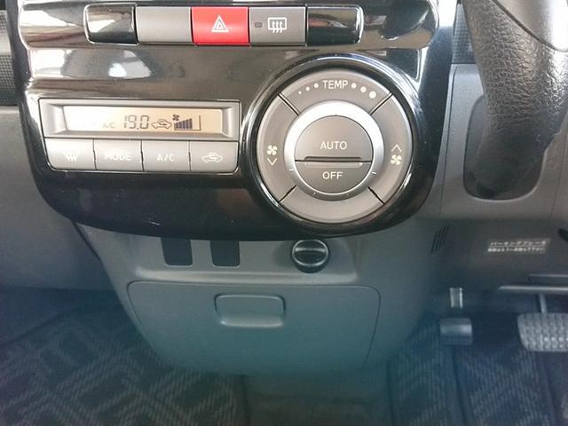 カスタムXリミテッド スマートキー HID ベンチシート 片側パワースライドドア オートエアコン 14インチAW 衝突安全ボディ 盗難防止システム(14枚目)