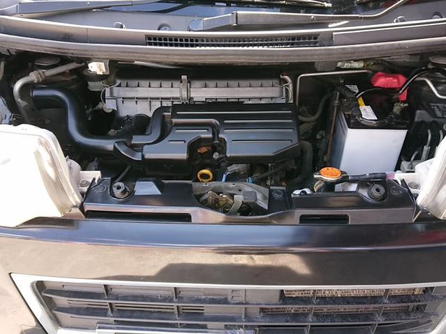 カスタムXリミテッド スマートキー HID ベンチシート 片側パワースライドドア オートエアコン 14インチAW 衝突安全ボディ 盗難防止システム(17枚目)