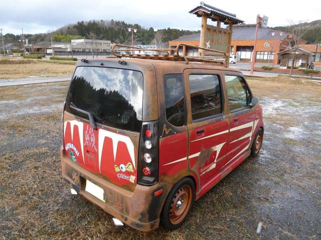 「スズキ」「ワゴンR」「コンパクトカー」「福井県」の中古車9