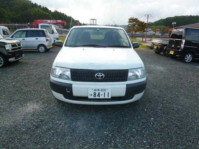 「トヨタ」「プロボックスバン」「ステーションワゴン」「福井県」の中古車2