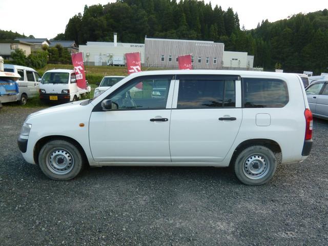 「トヨタ」「プロボックスバン」「ステーションワゴン」「福井県」の中古車4