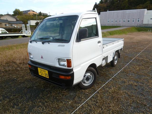 TL 4WD オートマ エアコン パワステ 三方開き(3枚目)
