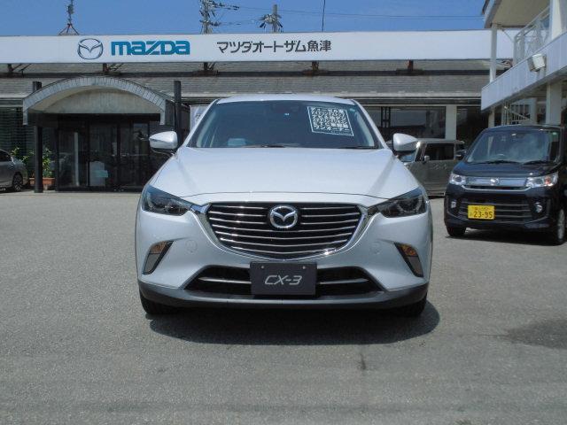 「マツダ」「CX-3」「SUV・クロカン」「富山県」の中古車2