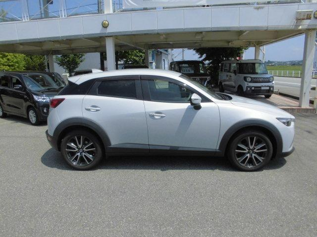 「マツダ」「CX-3」「SUV・クロカン」「富山県」の中古車4