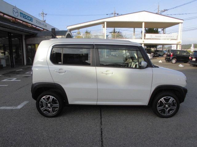 「マツダ」「フレアクロスオーバー」「コンパクトカー」「富山県」の中古車4