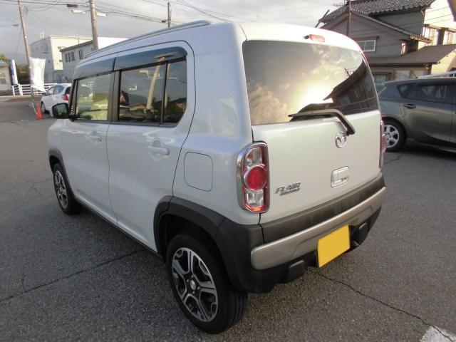「マツダ」「フレアクロスオーバー」「コンパクトカー」「富山県」の中古車8