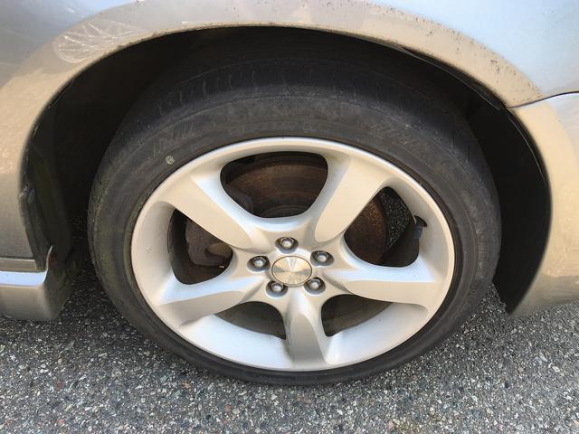 2.0i 5MT 4WD ABS 中古スタッドレスタイヤ付き(6枚目)