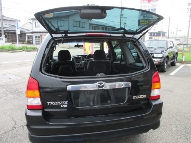 「マツダ」「トリビュート」「SUV・クロカン」「富山県」の中古車9
