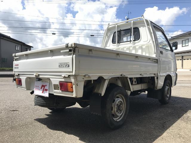 4WD 4速マニュアル ホワイト 軽トラック グー鑑定書付き(13枚目)