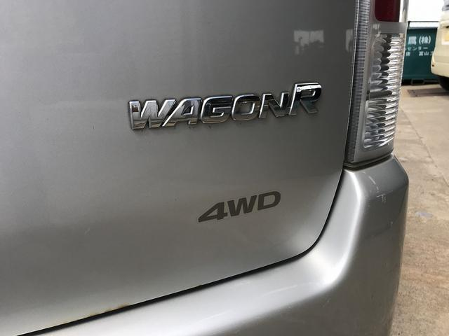 FX 4WD キーレス Wエアバッグ 純正オーディオデッキ(14枚目)