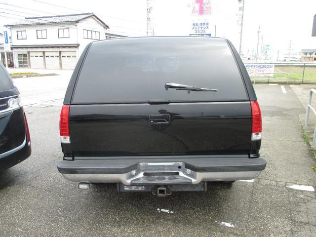 「シボレー」「シボレータホ」「SUV・クロカン」「富山県」の中古車9